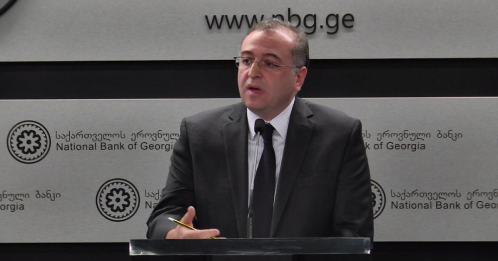 Koba Gventadze: reduced joint demand has an impact on decreasing inflation