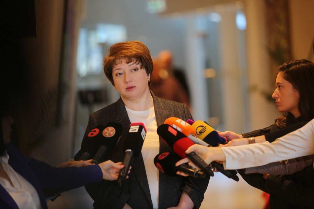 Tskitishvili expects excessive implementation of infrastructure projects despite the pandemic
