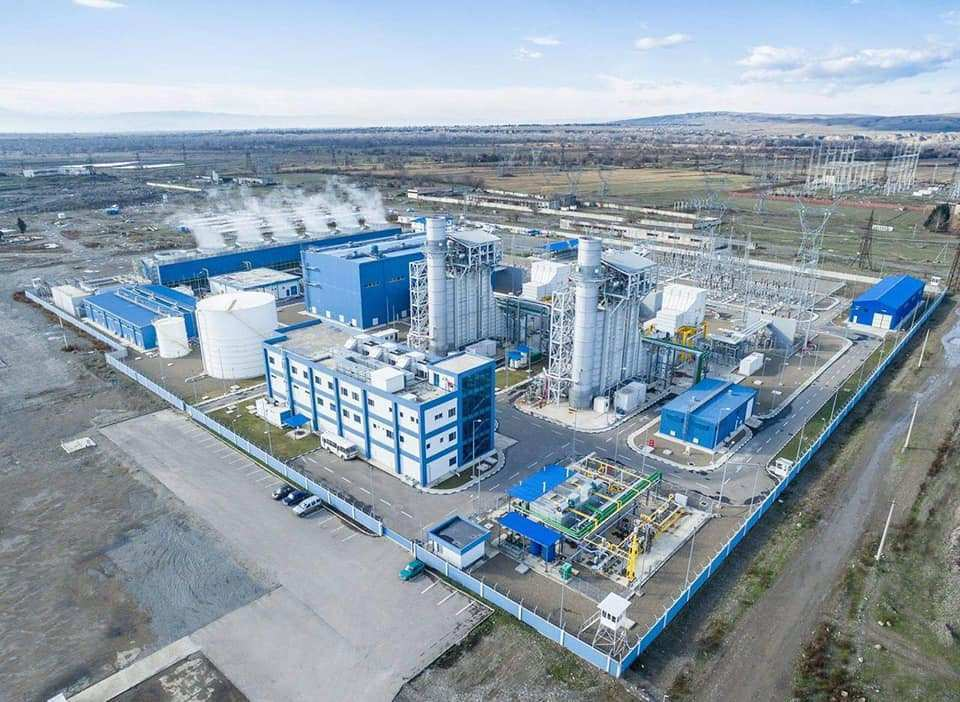 GOGC signs a contract of 174.8 MLN GEL with ÇALIK ENERJİ for construction of thermal power plant