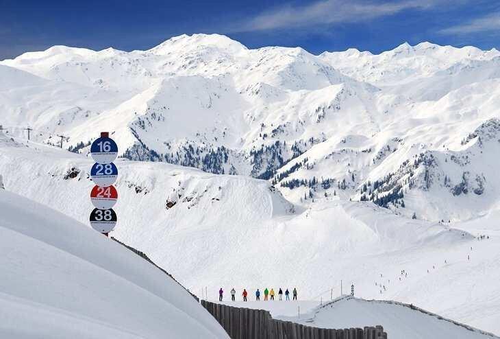 ავსტრიაში ზამთრის ტურისტული სეზონის ვარდნას ვარაუდობენ