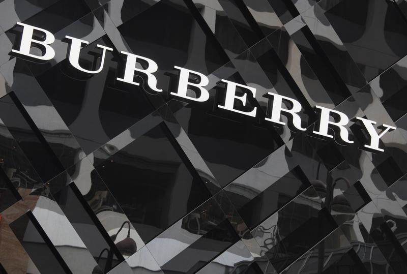 How much revenue does BURBERRY have in Georgia?
