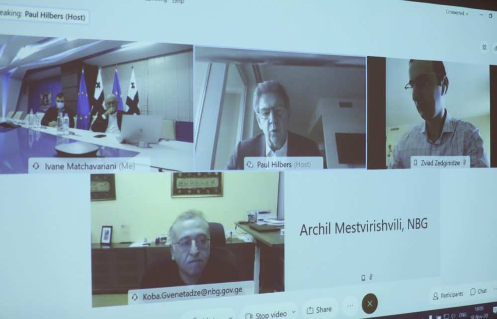 ვანო მაჭავარიანი და კობა გვენეტაძე სსფ-ის ახალ დირექტორს შეხვდნენ - რაზე ისაუბრეს მხარეებმა