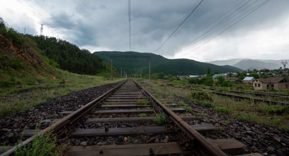Moscow and Baku discussed development of railway infrastructure in the South Caucasus
