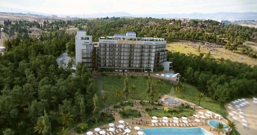 GINO Holding-ის €24 მილიონიანი 2 აპარტ-სასტუმრო თბილისში - ინვესტორის გეგმები