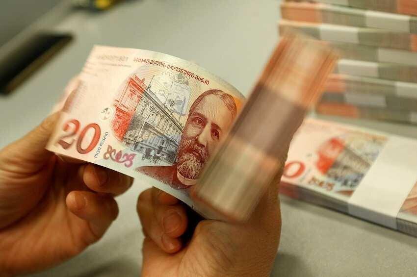 ბანკებში დეპოზიტების ლარიზაცია შემცირდა