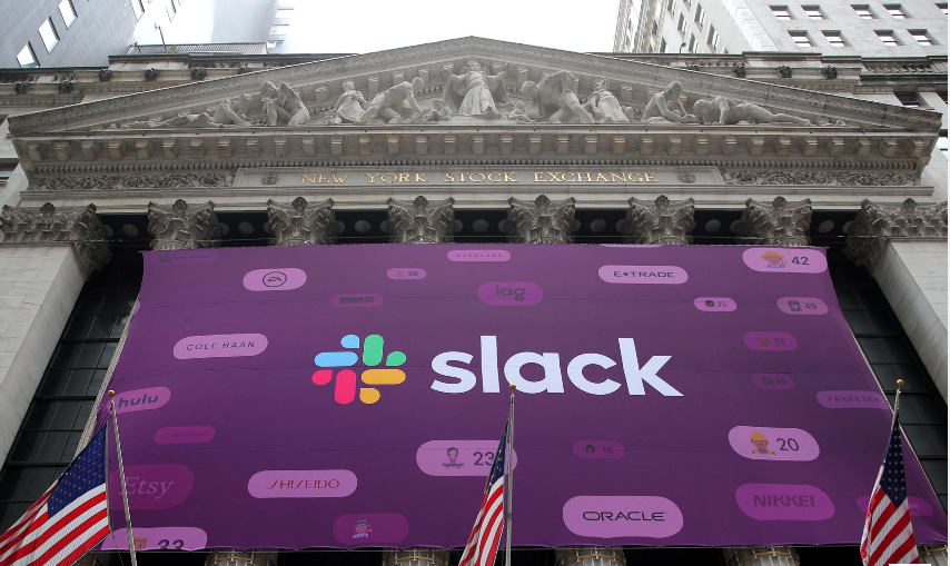 Salesforce to buy workplace app Slack in $27.7 billion deal