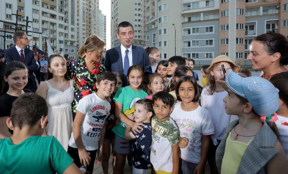 A total of 939,503 children will receive assistance of 200 GEL, while 3,786 – refused