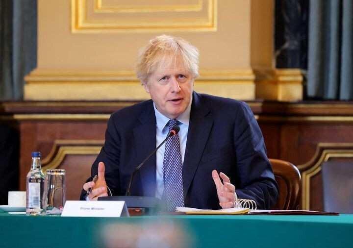 ბრიტანეთის პრემიერი: ქვეყნის ვაქცინის ფონდი 350 მილიონ დოზაზე მეტს მოიცავს