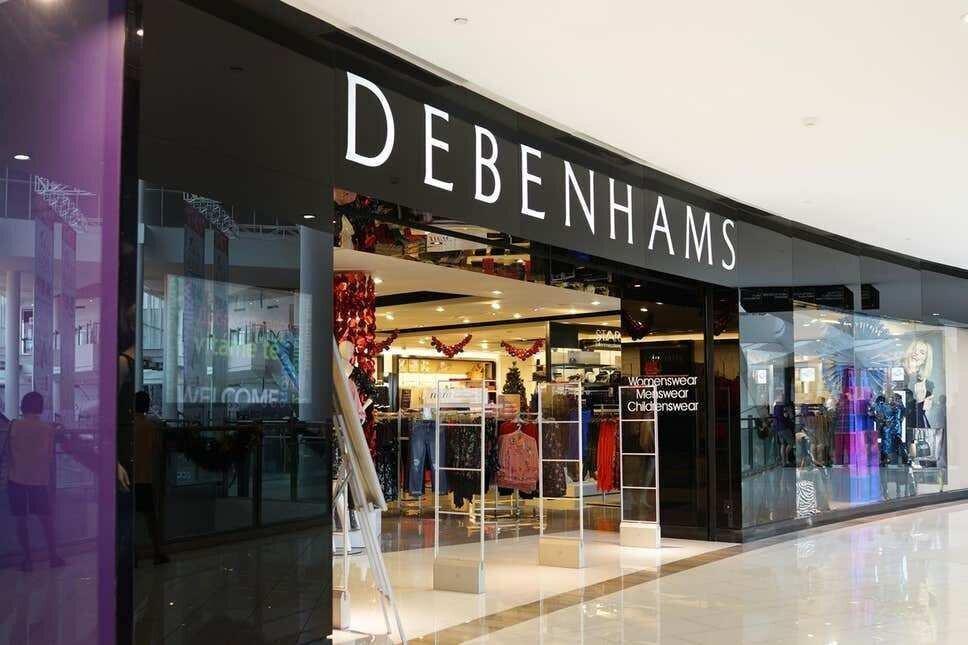 Debenhams-ი 240-წლიანი არსებობის შემდეგ იხურება