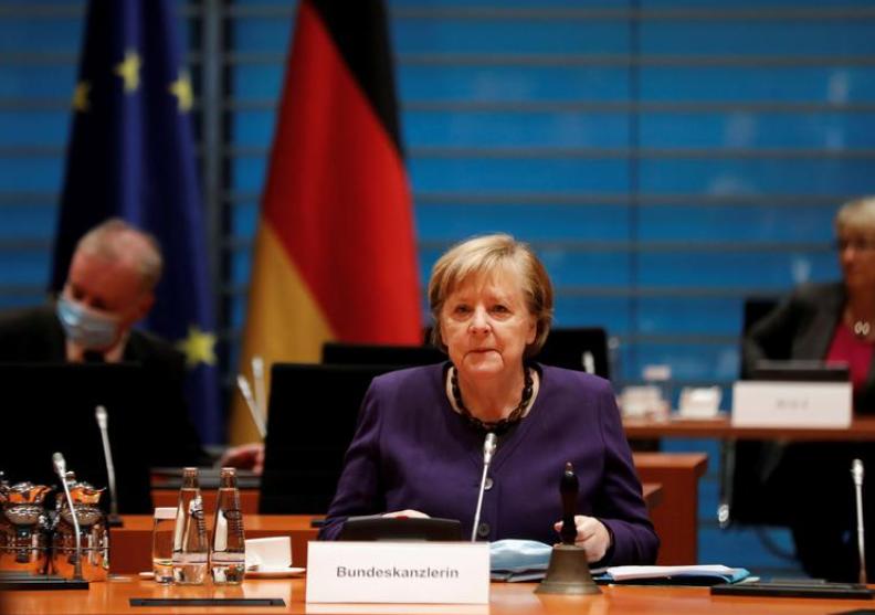 გერმანიაში საგანგებო მდგომარეობა 2021 წლის 10 იანვრამდე გახანგრძლივდება - მერკელი