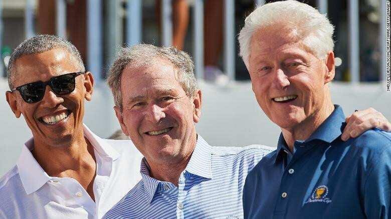 ბარაკ ობამა, ბილ კლინტონი და ჯორჯ ბუში მზად არიან, კოვიდ-ვაქცინაცია საჯაროდ ჩაიტარონ