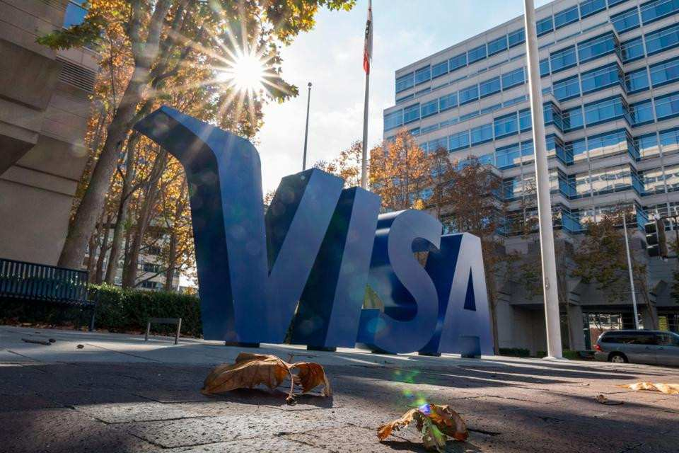 Visa Partners With Ethereum Digital-Dollar Startup That Raised $271 Million