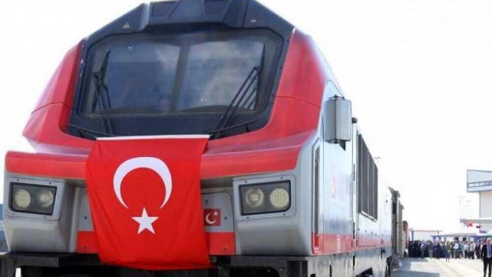 თურქეთიდან ჩინეთისკენ პირველი საექსპორტო მატარებელი დაიძრა, რომელიც საქართველოსაც გაივლის