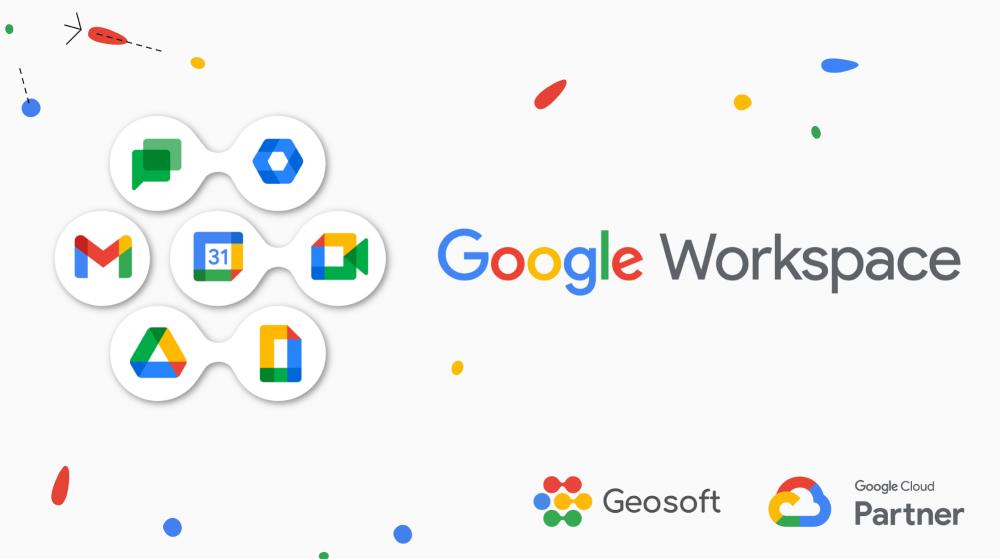 როგორ შევქმნათ ონლაინ სამუშაო სივრცე Google Workspace-ის მეშვეობით?