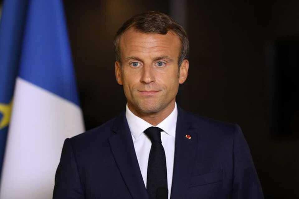 საფრანგეთის პრეზიდენტს COVID-19 დაუდასტურდა