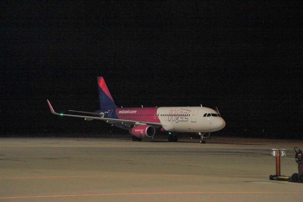 პანდემიის პირობებში ქუთაისის აეროპორტში დორტმუნდიდან პირველი რეისი შესრულდა