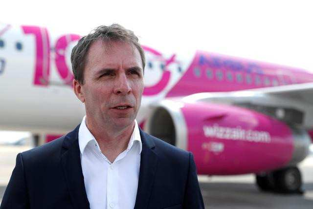 ქუთაისში Wizz Air-ის ბაზა, სავარაუდოდ, მარტ-აპრილში დაბრუნდება - კომპანიის გენდირექტორი