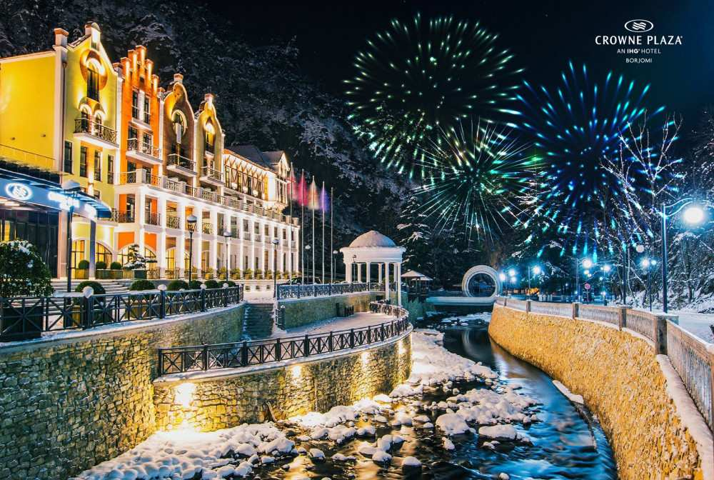 How Did Turnava's Warning Change the Hotels' New Year Plans? - Crowne Plaza Borjomi