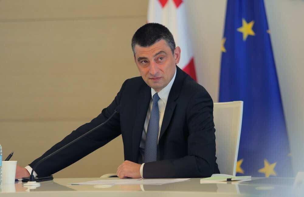 Giorgi Gakharia: US and EU support to Georgia is higher than never before