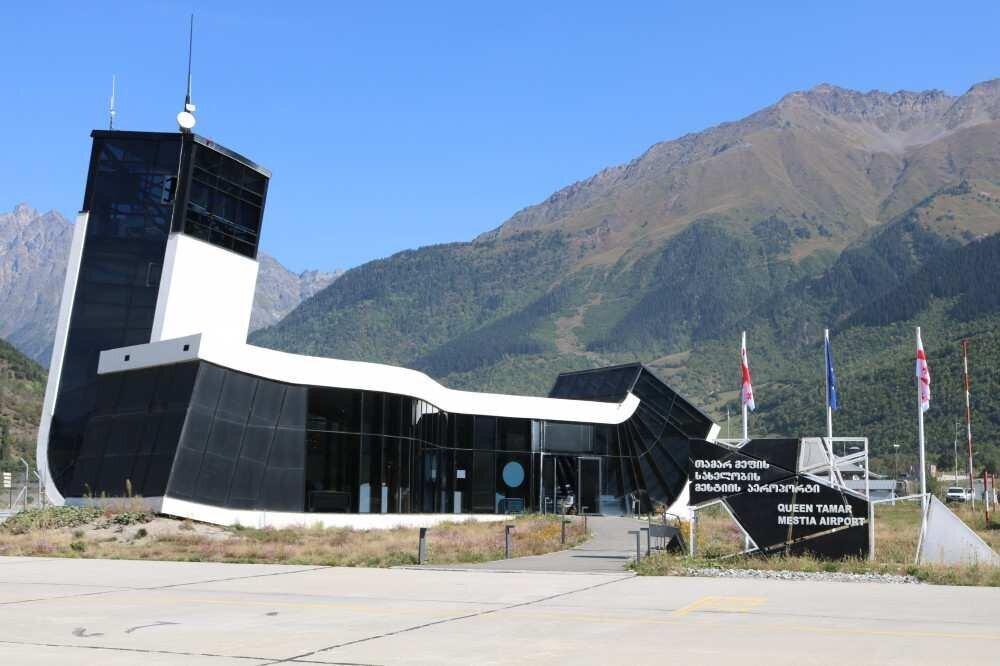 10 წლის განმავლობაში მესტიის აეროპორტით 45 ათასამდე მგზავრმა ისარგებლა