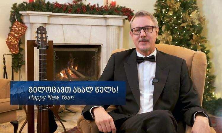 New Year Statement of the EU Ambassador to Georgia