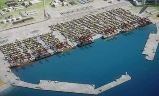 New Tender For The Anaklia Port Construction underway - Gov't