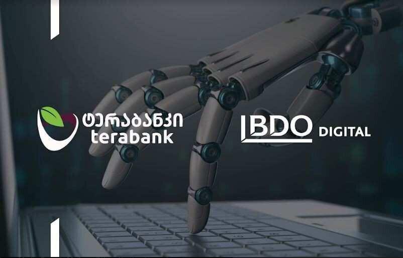 ტერაბანკი  BDO Digital-თან  პარტნიორობით  პროცესების რობოტიზაციას (RPA) იწყებს