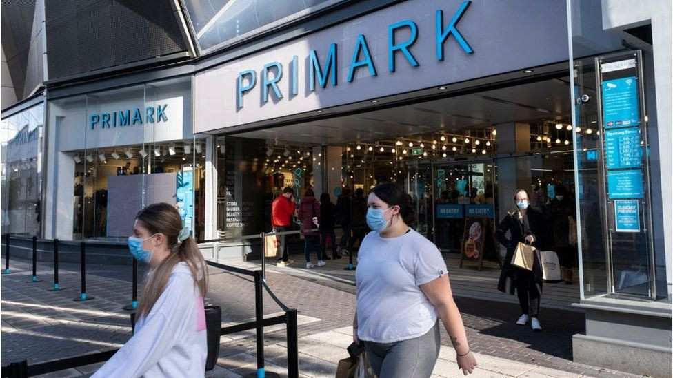 მილიარდიანი ზარალის მიუხედავად Primark ონლაინ გაყიდვებზე არ გადავა