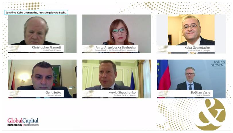 Koba Gvenetadze Attends the Central and Eastern European Forum Organised by Euromoney