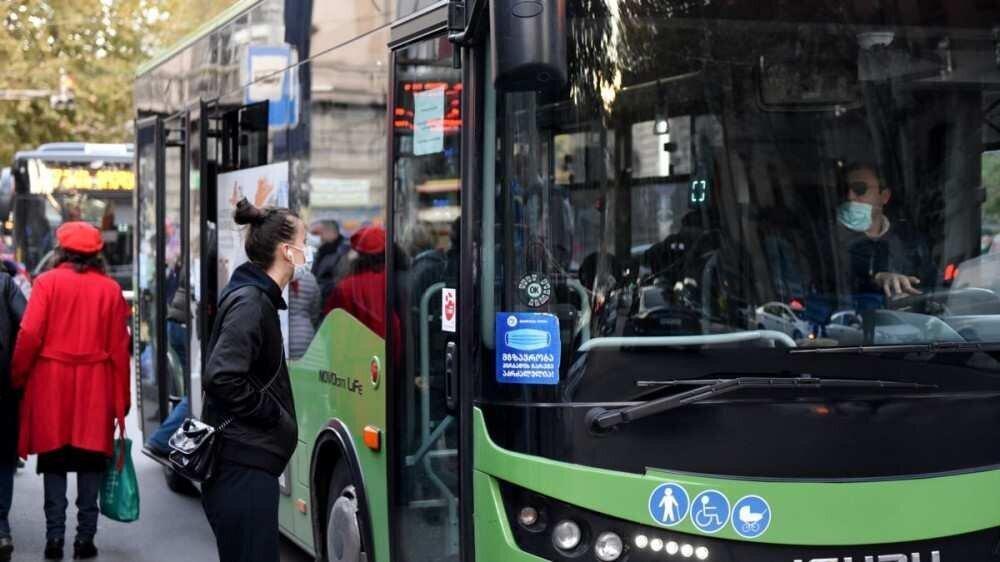 არასამთავრობოები მთავრობას მიმართავენ, საზოგადოებრივი ტრანსპორტი 1 თებერვლიდან გაიხსნას