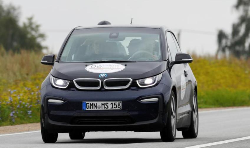 BMW 2021-ში ელექტრონული ავტომობილების გაყიდვების გაორმაგებას გეგმავს