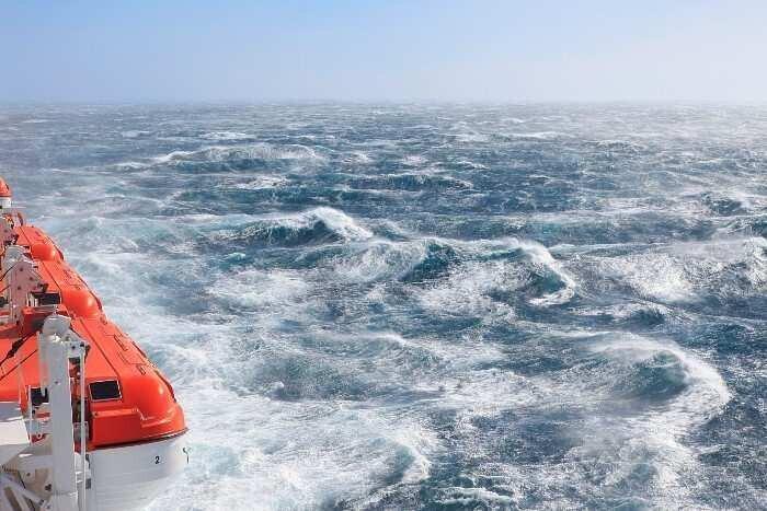 შავ ზღვაში რუსული სატვირთო გემი ჩაიძირა – არიან გარდაცვლილები