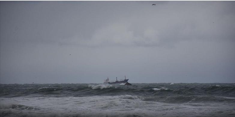თურქეთის სანაპიროსთან ჩაძირული სატვირთო გემი საქართველოდან ბულგარეთისკენ მიემართებოდა
