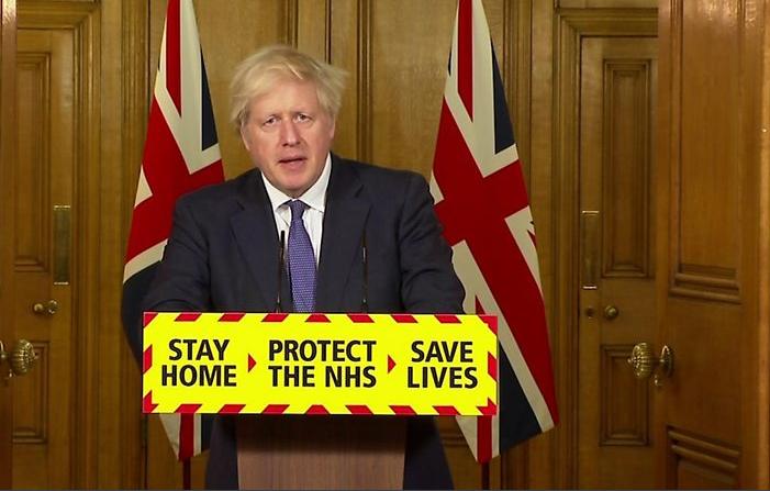 დიდი ბრიტანეთი დღეიდან ყველა სამოგზაურო დერეფანს კეტავს - BBC