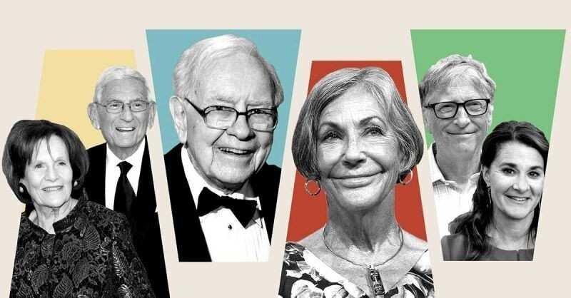 ყველაზე ქველმოქმედი ამერიკელი მილიარდერები - Forbes-ის სია