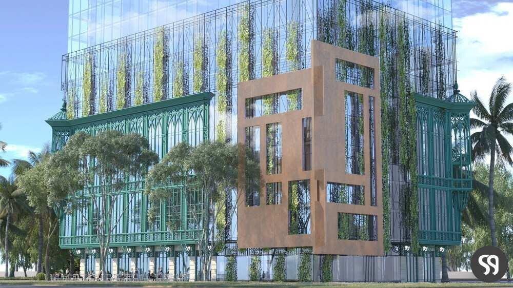 """""""ამბასადორი"""" $40 მლნ-იანი ინვესტიციით ბათუმში ბალნეოლოგიურ-გამაჯანსაღებელ ცენტრს ააშენებს"""
