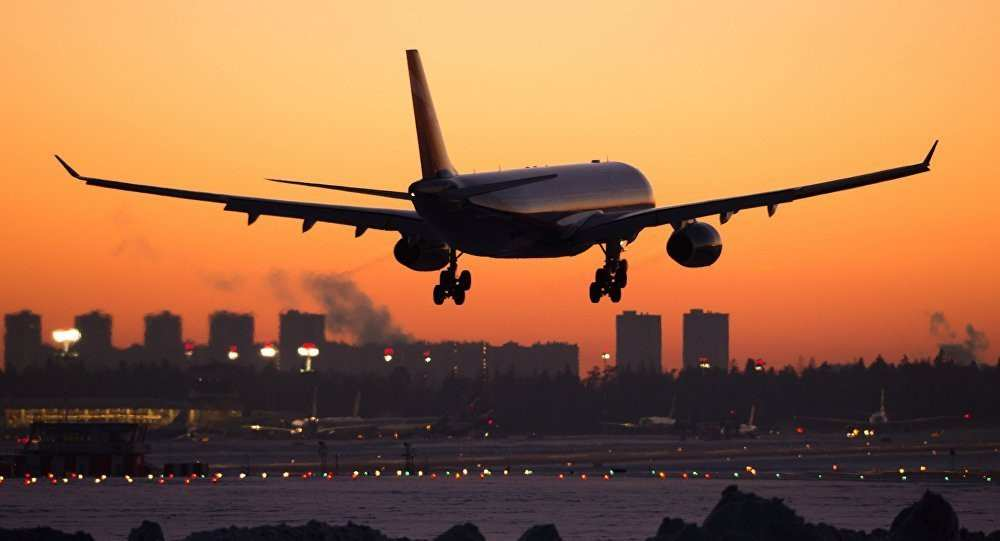 Passenger Traffic of Georgian Airports 84% Down