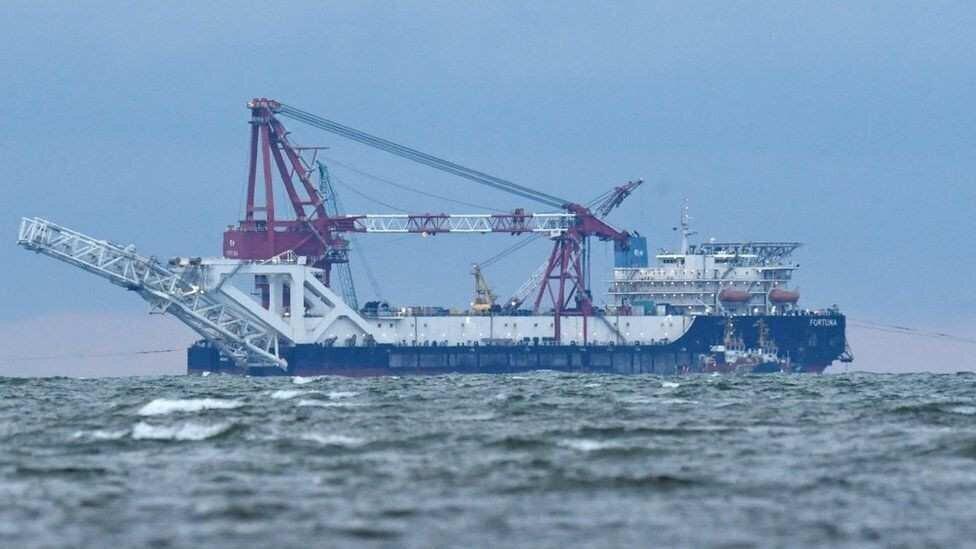 ევროპარლამენტი გერმანიას მოუწოდებს შეაჩეროს რუსული პროექტის NordStream 2-ის მშენებლობა