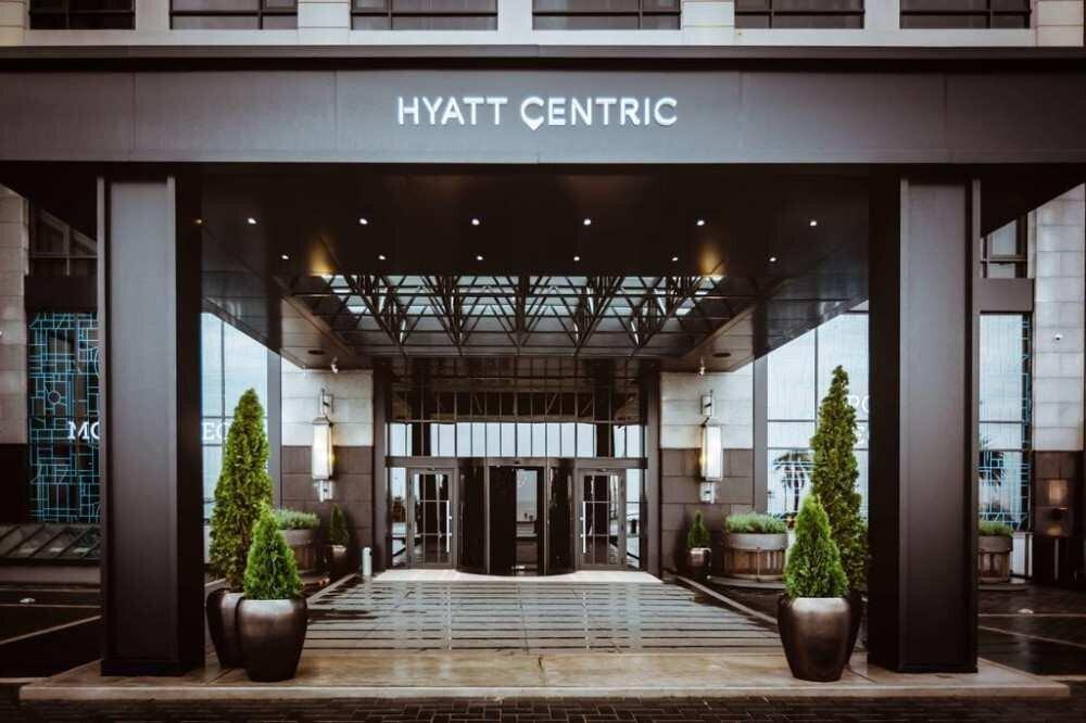 საქართველოში Hyatt Centric-ი შემოდის