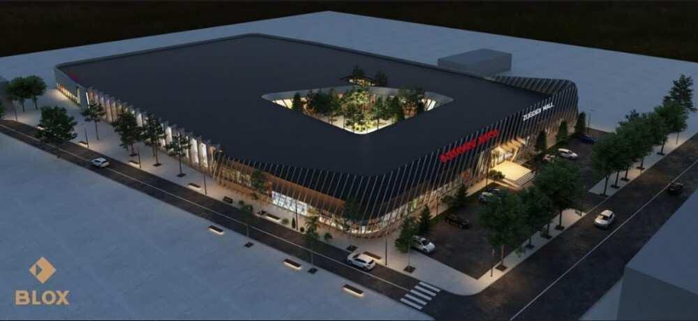 """""""ბლოქსი"""" ზუგდიდში მულტიფუნქციური სავაჭრო ცენტრის მშენებლობას იწყებს, ინვესტიცია 25 მილიონია"""