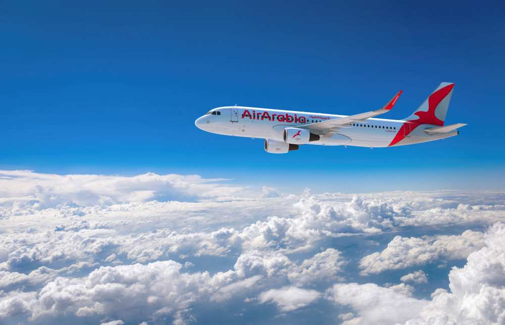 Air Arabia შარჯა-თბილისი-შარჯას მიმართულებით ფრენებს განაახლებს