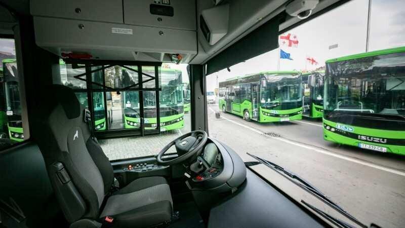 თბილისის მერია დამატებით 180 ავტობუსის შესყიდვას გეგმავს - კახა კალაძე