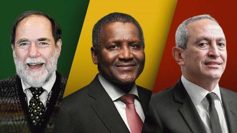 2021 წლის აფრიკის უმდიდრესი ადამიანები - Forbes-ის სია