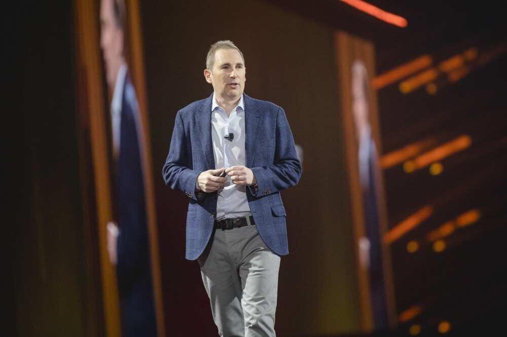 5 ფაქტი, რაც Amazon-ის ახალი CEO-ს შესახებ დაგაინტერესებთ