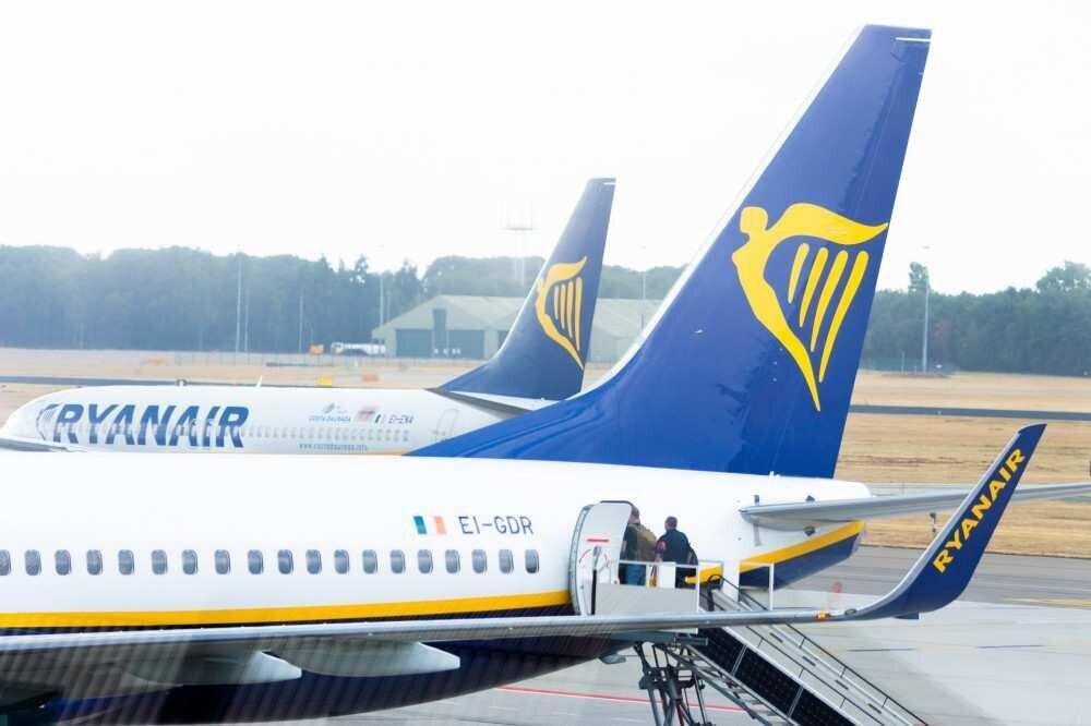 თურნავა არ ფლობს ინფორმაციას, რომ წელს  Ryanair-ი საქართველოში ფრენებს არ აღადგენს
