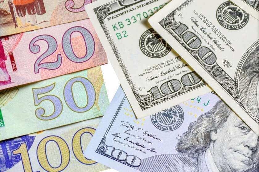 ეროვნულმა ბანკმა 40 000 000 დოლარი გაყიდა