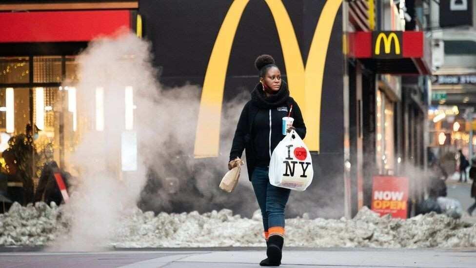 McDonald's-ი გენდერული პარიტეტის მიღწევას 2030 წლისთვის გეგმავს