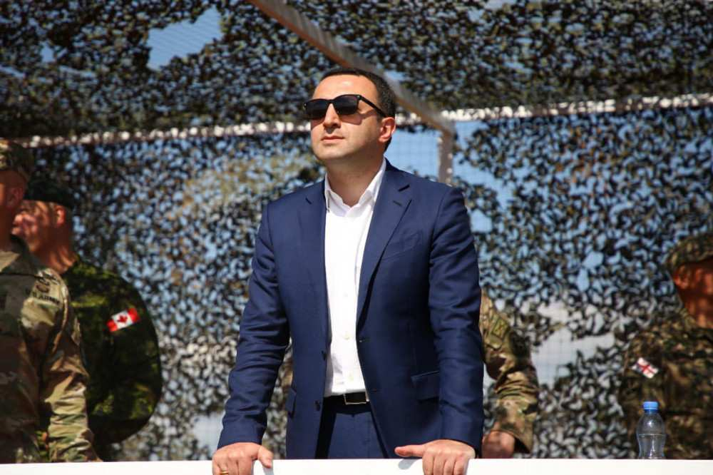 PM Candidate to create a 10-year development plan for Georgia