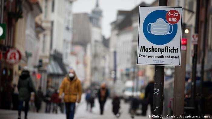 გერმანიაში ინფიცირების მაჩვენებელი კვლავ მაღალია - შეზღუდვების შემსუბუქება გადაიდო