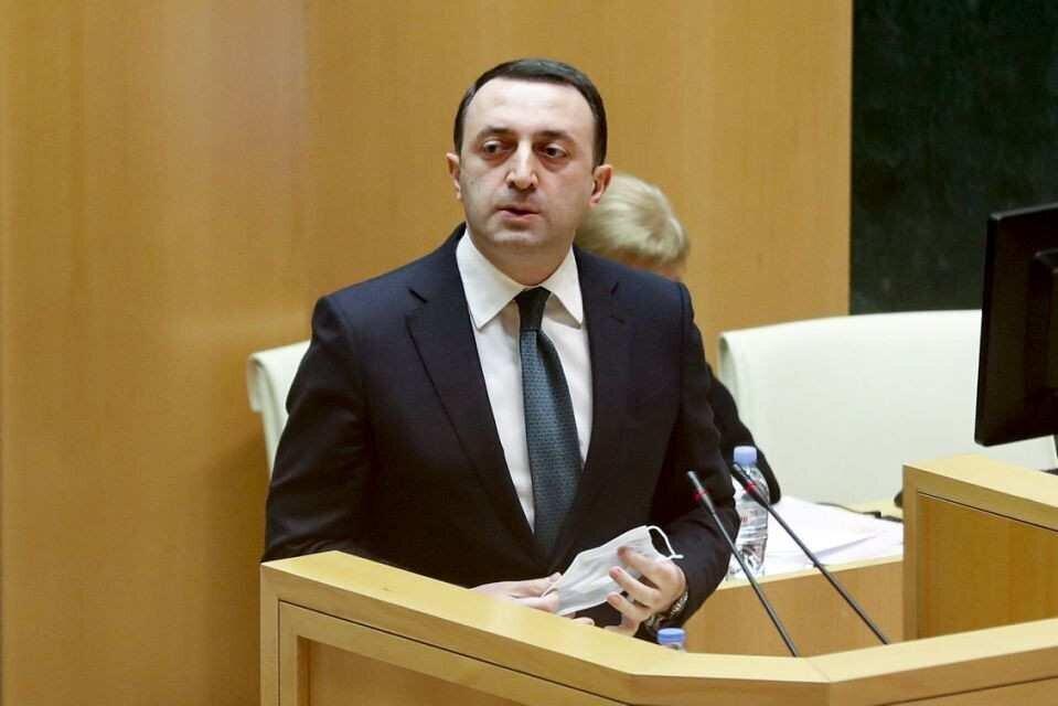 Associated Press-ი საქართველოში ღარიბაშვილის პრემიერ-მინისტრად არჩევაზე წერს